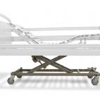 Scissor lifting system