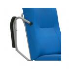 Movable armrest